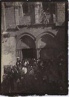 Gerusalemme Palestina Israele Viaggio in Oriente 1909 Vintage Argento