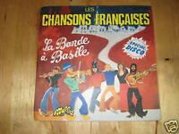45 tours la bande a basile les chansons francaise