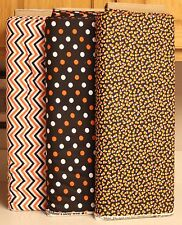 Halloween Chevron Candy Corn & Polka Dots SOLD SEPARATELY PRICE REDUCED