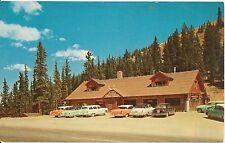 Monarch Crest Lodge Monarch Pass CO Postcard