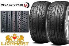 2X New Lionhart LH-002 285/45R19 111V XL All Season Mega High Performance Tires