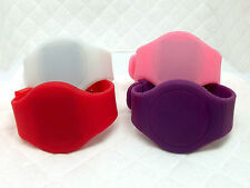 Unbranded Silicone/Rubber Case Wristwatches