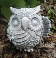 """Latex only small owl casting mould 3"""" x 3"""""""