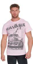 Hombre Big Talla Grande 100% Algodón Verano Camiseta manga corta 3xl to 6xl