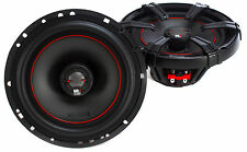 2) MB Quart X-Line 80 Watt 6.5 Inch Coaxial Car Audio Speakers Pair   XK1-116