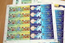 superbe LOT DE 10  FEUILLE 419/422 BOSNIE HERSEGOVINE REPUBLQUE SERBE COTE 800