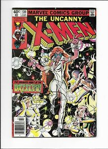 THE UNCANNY X-MEN #130 ==> FN/VF 1ST DAZZLER MARVEL COMICS 1980 NEWSSTAND