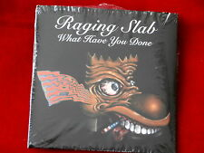 RAGING SLAB~ WHAT HAVE YOU DONE~ STILL IN SHRINK~ NEAR MINT~ ~CD