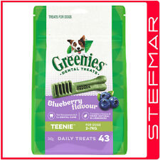 Greenies for Dogs Teenie Blueberry 340g