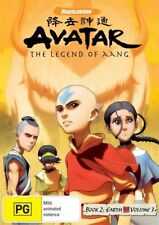 Avatar - The Last Airbender - Earth Book 2 : Vol 3 DVD Sealed       L5