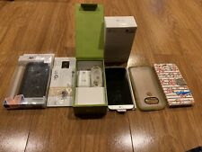 Lg G5 H820 - 32Gb - Silver (At&T) Smartphone with accessories bundle, box
