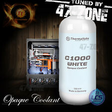 Thermaltake C1000 Opaque 1000ml White Computer Water Cooling System Coolant