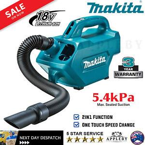 Makita 18V Cordless Vacuum Cleaner Blower Handheld Portable Car Home Dust Vacuum