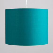 Teal Table Lamp Shades In Lampshades Lightshades Ebay