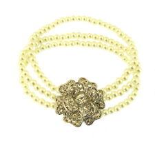 a6a37f8229db Pulseras de bisutería perla sintética | Compra online en eBay