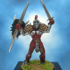 Painted Ral Partha Crucible Miniature Principate Champion