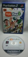 PS2 Eye Toy Play 2 PlayStation 2 Game Fun Console
