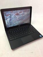 Dell Chromebook 11 CB1C13 11.6 Celeron 2955U 1.40GHz 2GB RAM 16GB SSD No Charger