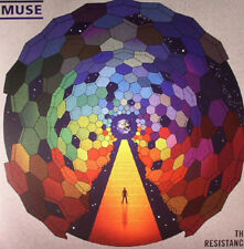 MUSE THE RESISTANCE LP VINYL NEW 2015 2LP REISSUE
