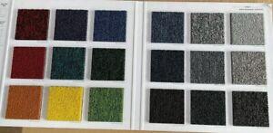 Brand New Boxed Forward Carpet Tiles. Grey,Black,Red,Blue - 20 tiles/5SQM