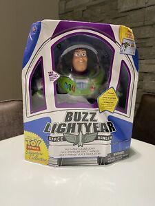 Toy Story 4 Signature Collection Buzz Lightyear Creased Box. Brand New