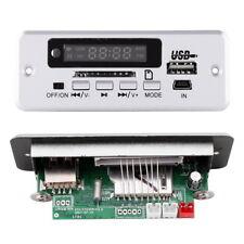 Decodificador Digital LED DC 5 V MP3 USB/SD tarjeta de la placa/U DISCO + Control Remoto FR coche
