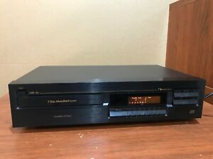 Nakamichi MB-4s 7disc MusicBank Audiophile CD Player