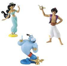Disney Princess Jasmin Aladdin Flaschengeist Dschinni Bullyland Figuren Set NEU