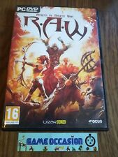 R.A.W. REALMS OF ANCIENT WAR PC DVD-ROM PAL EN BOITE