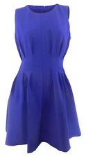 Vestiti da donna blu formale corto, mini