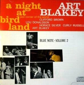 Art Blakey Quintet - A Night At Birdland, Vol. 2  - CD, VG