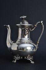 Superbe théière Christofle 1900 Art Nouveau Jugendstil Teapot