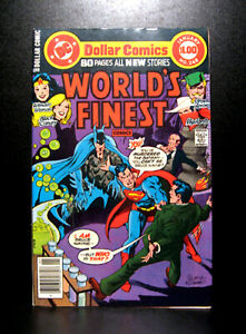 COMICS: DC: World's Finest #248 (1978), 80 pages - RARE (batman/superman)