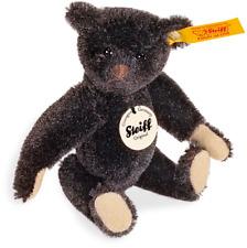 STEIFF EAN 039454 1908 Replica Black Miniature Teddy