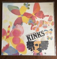 The Kinks - Face To Face LP Vinyl, Made in Spain, VG+/VG+