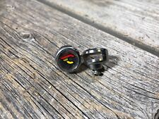 CINELLI TOE CLIPS BUTTONS TOECLIP BUTTON STRAPS VINTAGE BIKE BICYCLE ITALY NOS