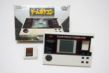 EPOCH Game Pocket Computer Console System LCD Handheld Working RARE 1984 Japan