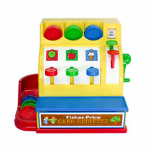 Fisher Price Classic Cash Register - Yesterday's Classics - For Kids Of Today