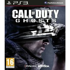 PAL Sony PlayStation 3 Ps3 Game Call of Duty Ghosts Complete