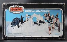 Star Wars Vintage ESB Imperial Attack Base Playset MIB