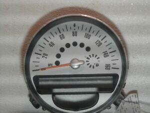923243202 2013 Mini Cooper Speedometer Instrument Cluster 87K Miles