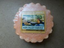 Yankee Candle Usa Very Rare Napa Valley Harvest Wax Tart -