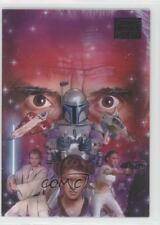 2012 Topps Star Wars Galaxy Series 7 #102 Against Dooku's Might Card 0j6