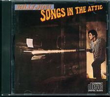 Billy Joel - Songs In The Attic CD Japan 35DP 19 black/silver label