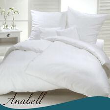 Hotelbettwäsche Bettwäschegarnitur Bettwäsche 100 % Baumwolle Reißverschluss