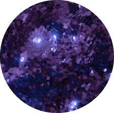 2g  Pailetten LILA (07) 2,3 mm zum einlegen in Farbgel, Nagellack