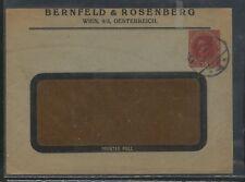 Austria  postal  envelope                  MS0107
