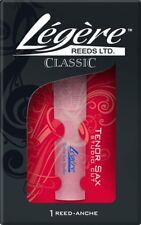Legere Saxophone Reed Tenor Bb (B - Flat) 3.00 Studio Cut