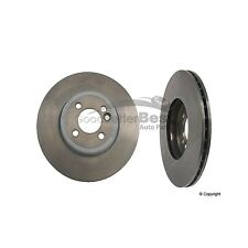 One New Genuine Disc Brake Rotor Front 34116774986 for Mini Cooper
