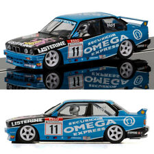 SCALEXTRIC Digital Chip Fitted Slot Car C3866 BMW M3 E30, Will Hoy